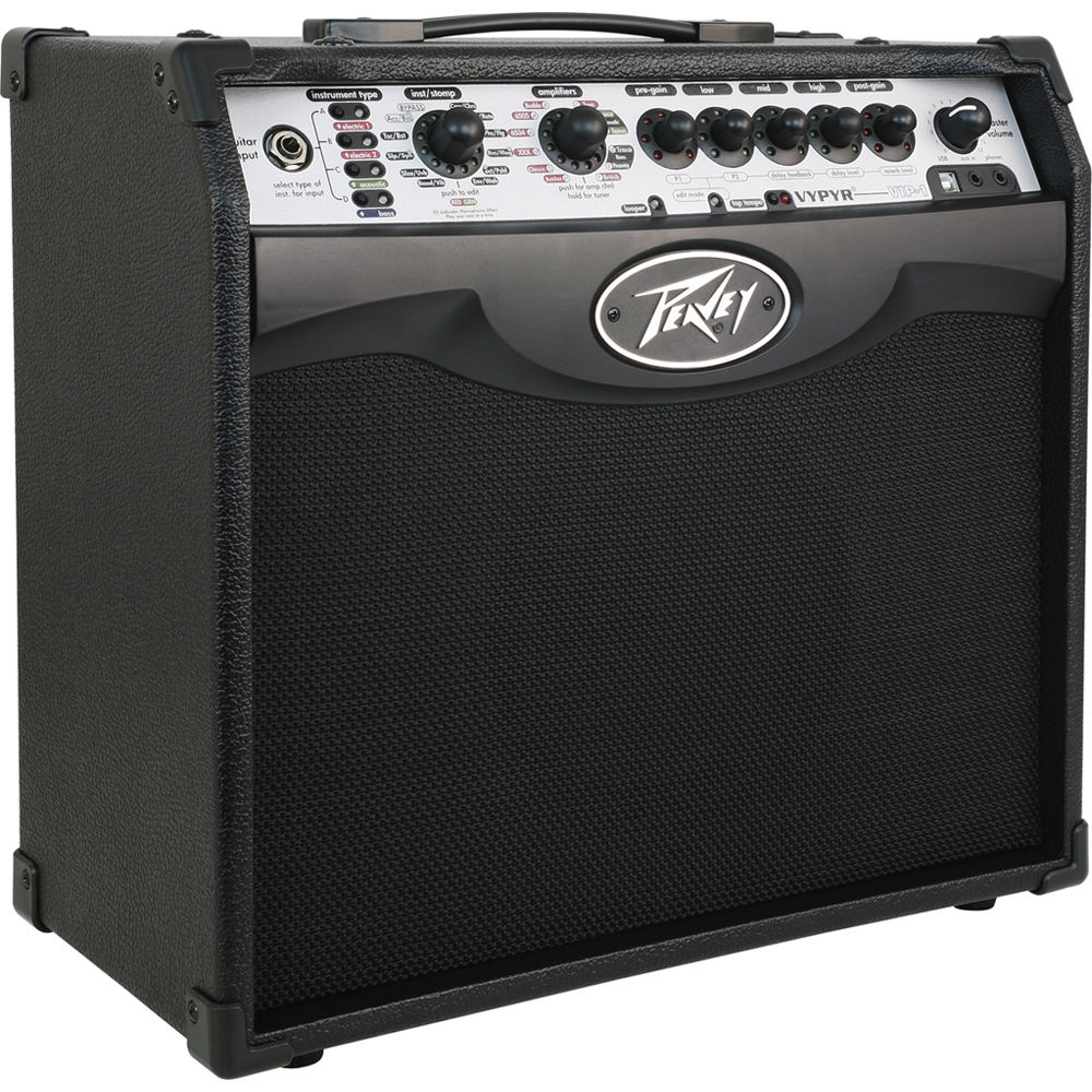 peavey vypyr vip 1 20w variable instrument amplifier 03608060. Black Bedroom Furniture Sets. Home Design Ideas