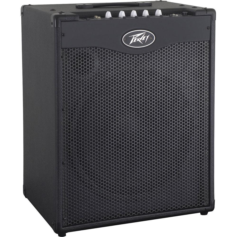 peavey max 115 bass combo amplifier 03608210 b h photo video. Black Bedroom Furniture Sets. Home Design Ideas