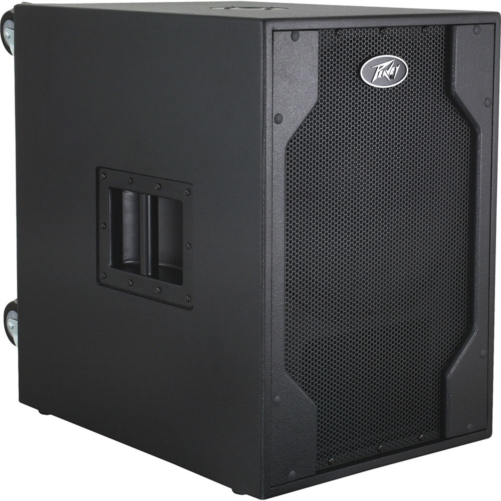 peavey pvxp sub vented bass powered 15 subwoofer 03611330. Black Bedroom Furniture Sets. Home Design Ideas