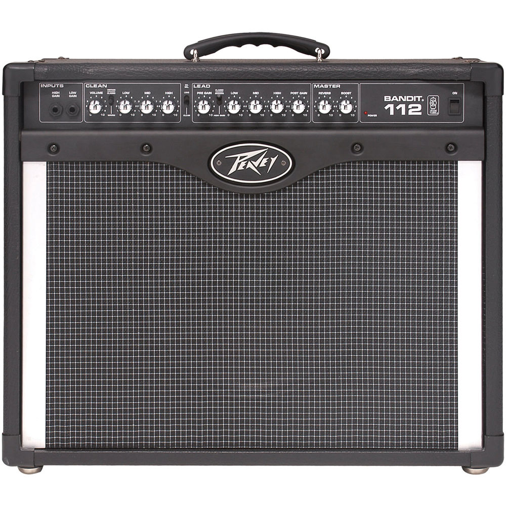peavey transtube series bandit 112 100w guitar combo amp. Black Bedroom Furniture Sets. Home Design Ideas