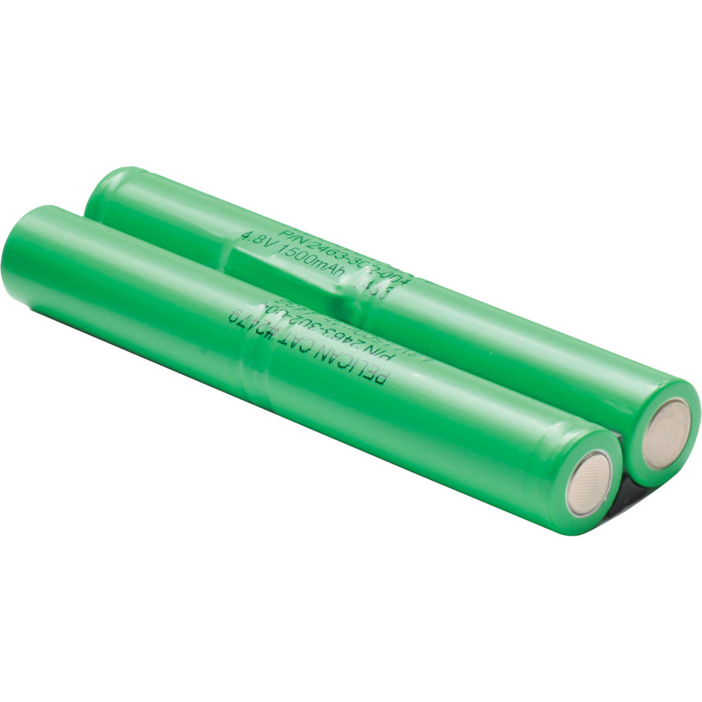 Pelican 2479 Rechargeable NiMH Battery (4.8V, 1500mAh)