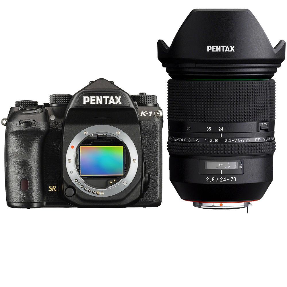念願のフルサイズ一眼レフ PENTAX K-1を手に入れ …