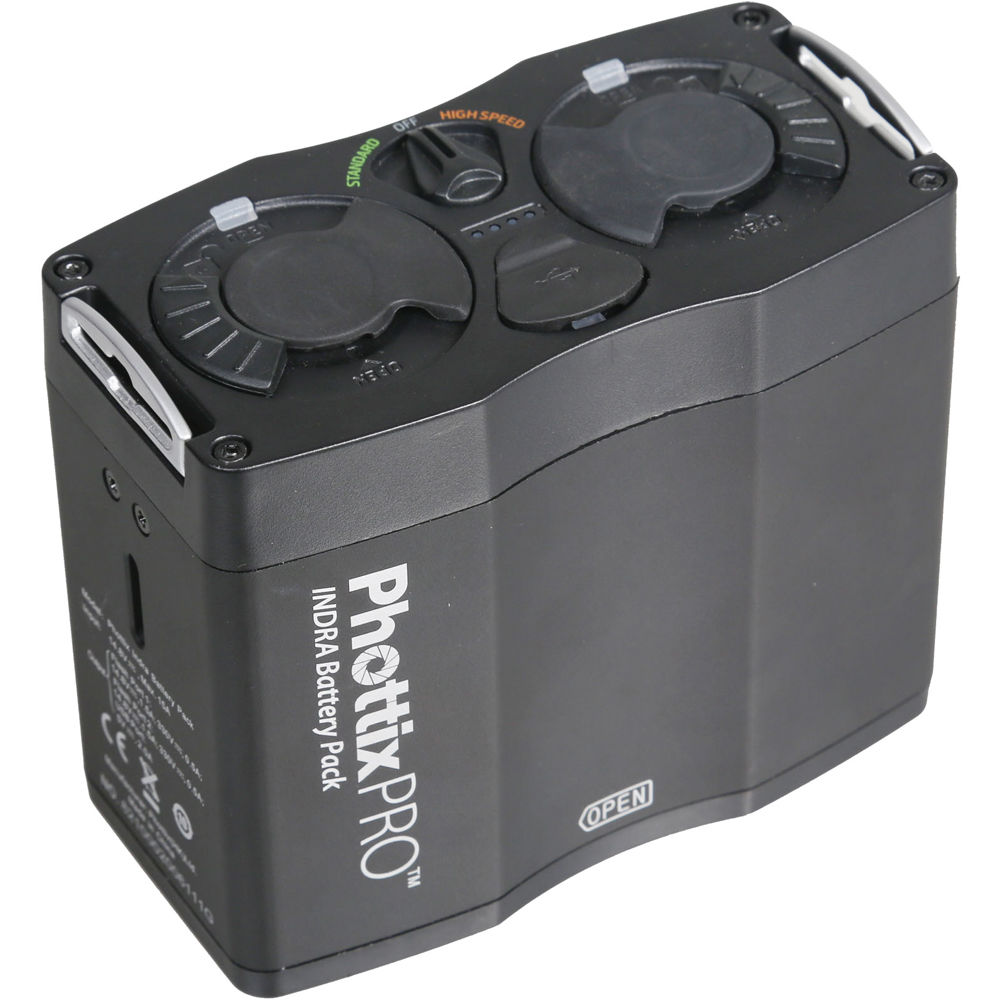 Phottix Indra Battery Pack Ph01100 B Amp H Photo Video