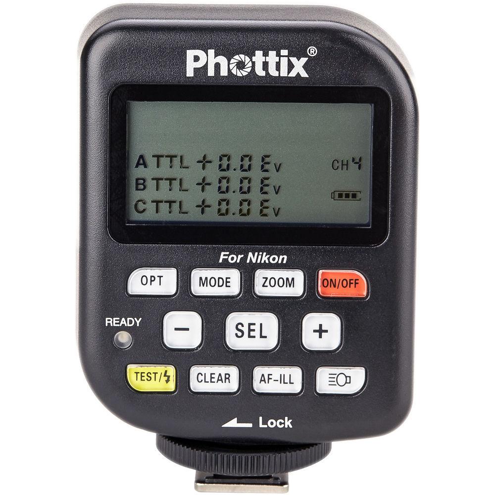 New Driver: PHOTTIX Odin TTL Trigger for Nikon