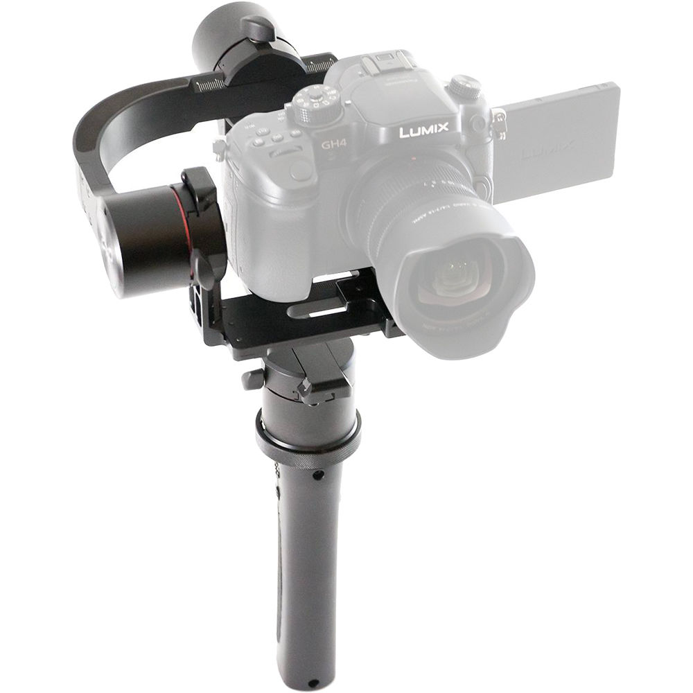Light Stand Gimbal: Pilotfly H2 3-Axis Handheld Gimbal Stabilizer For Cameras PFH2