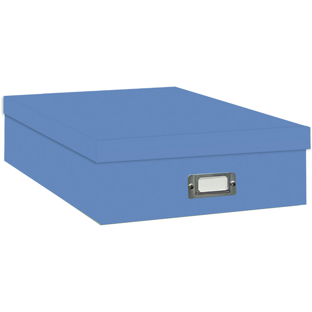 Pioneer Photo Albums Scrapbooking Storage Box Sky Blue