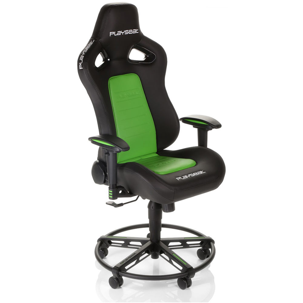 Playseat L33T Gaming Chair (Green)