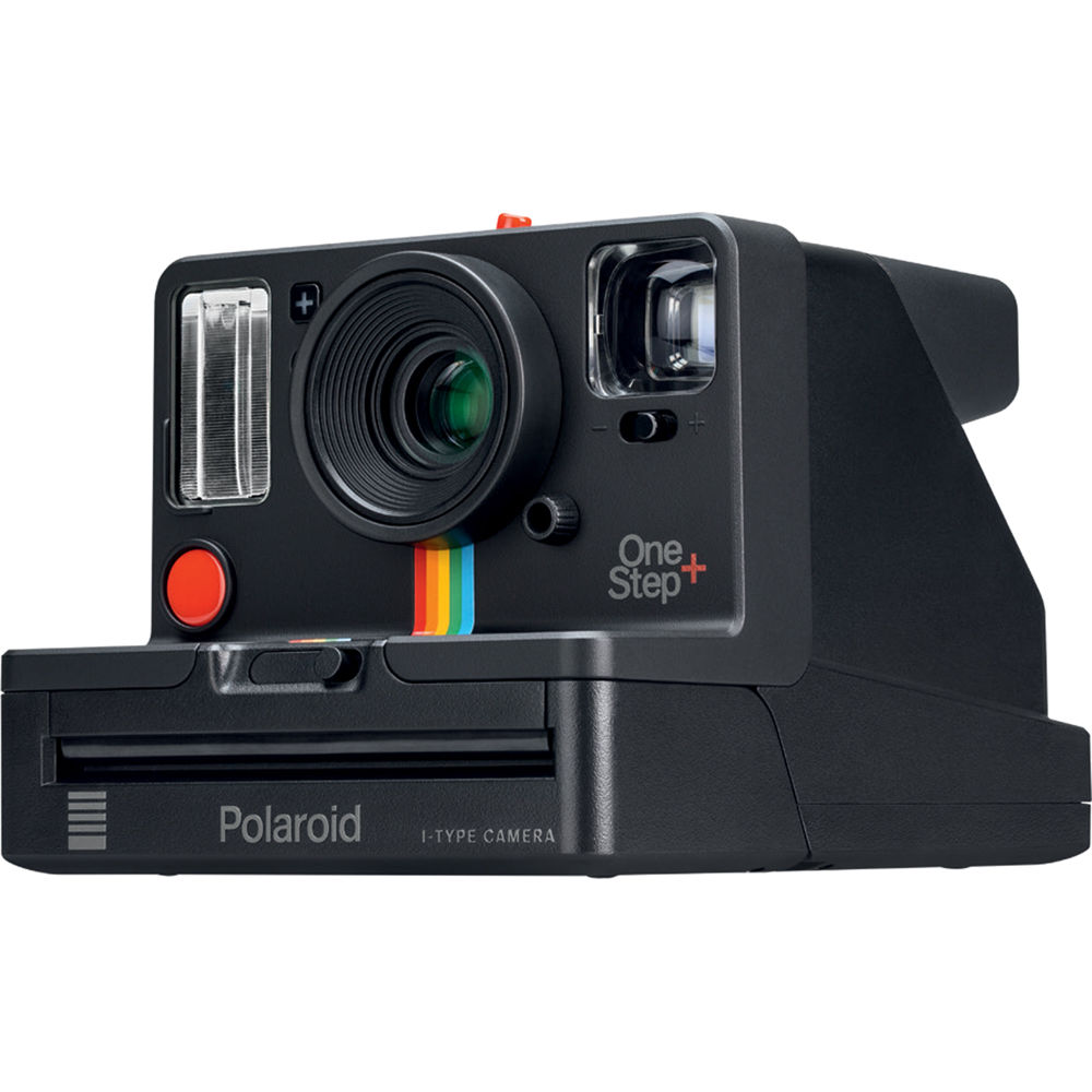 9fa5c1984e2 Polaroid Originals OneStep+ Instant Film Camera (Black) 009010