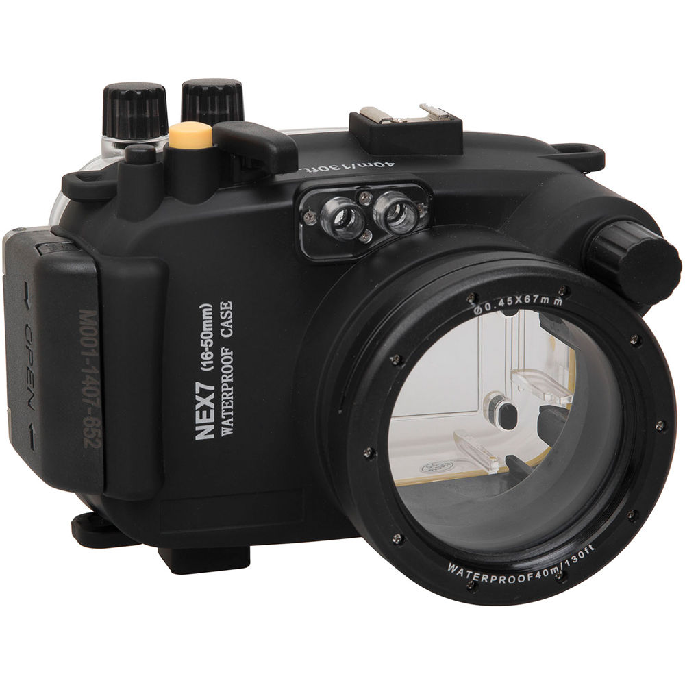 polaroid underwater housing for sony alpha nex 7 plwpcnex71650 rh bhphotovideo com Sony NEX 7 Specifications Sony NEX Lenses