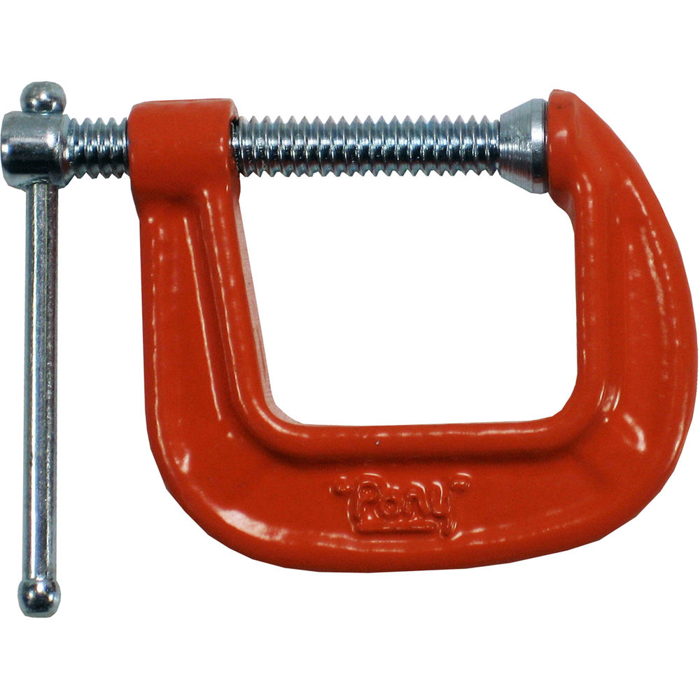 Pony Adjustable Clamps 2-1/2 x 2-1/2\