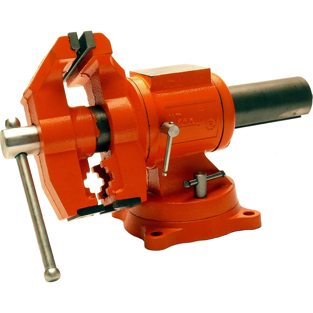 """What Is A Bench Vise Used For: Pony Adjustable Clamps Heavy-Duty 5"""" Multipurpose 29055 B&H"""