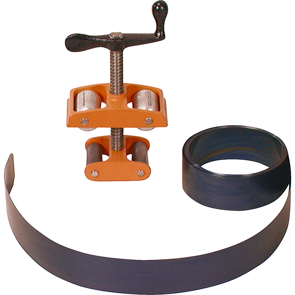 Beautiful  Clamps  Special Application Clamps  OneHand Ratcheting Band Clamp