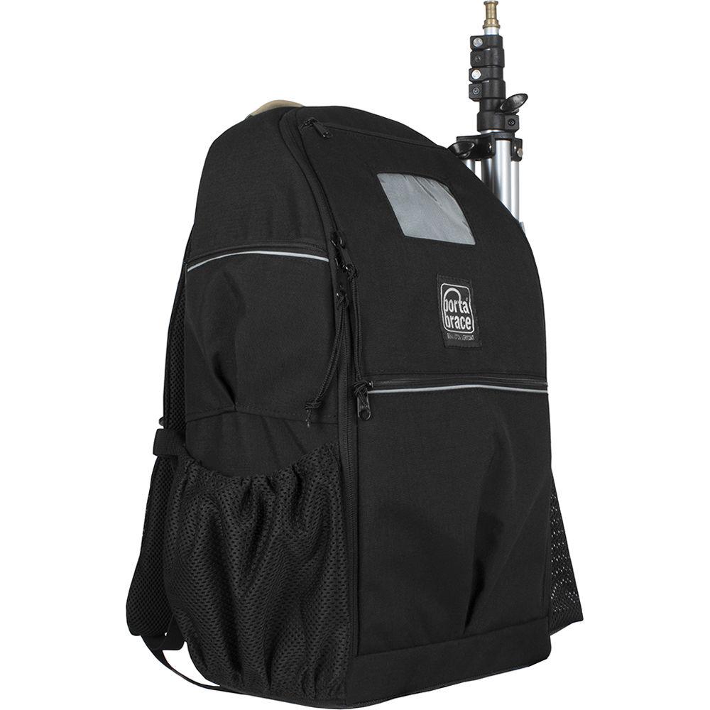 Porta Brace Lightweight Backpack for Nikon D850 (Black) BK-D850 ba65b61ca9