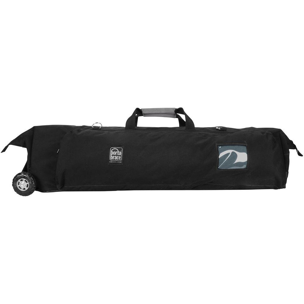 0975cd33cb Porta Brace Wheeled Tripod Light Case (Black) TLQB-41XTOR B H