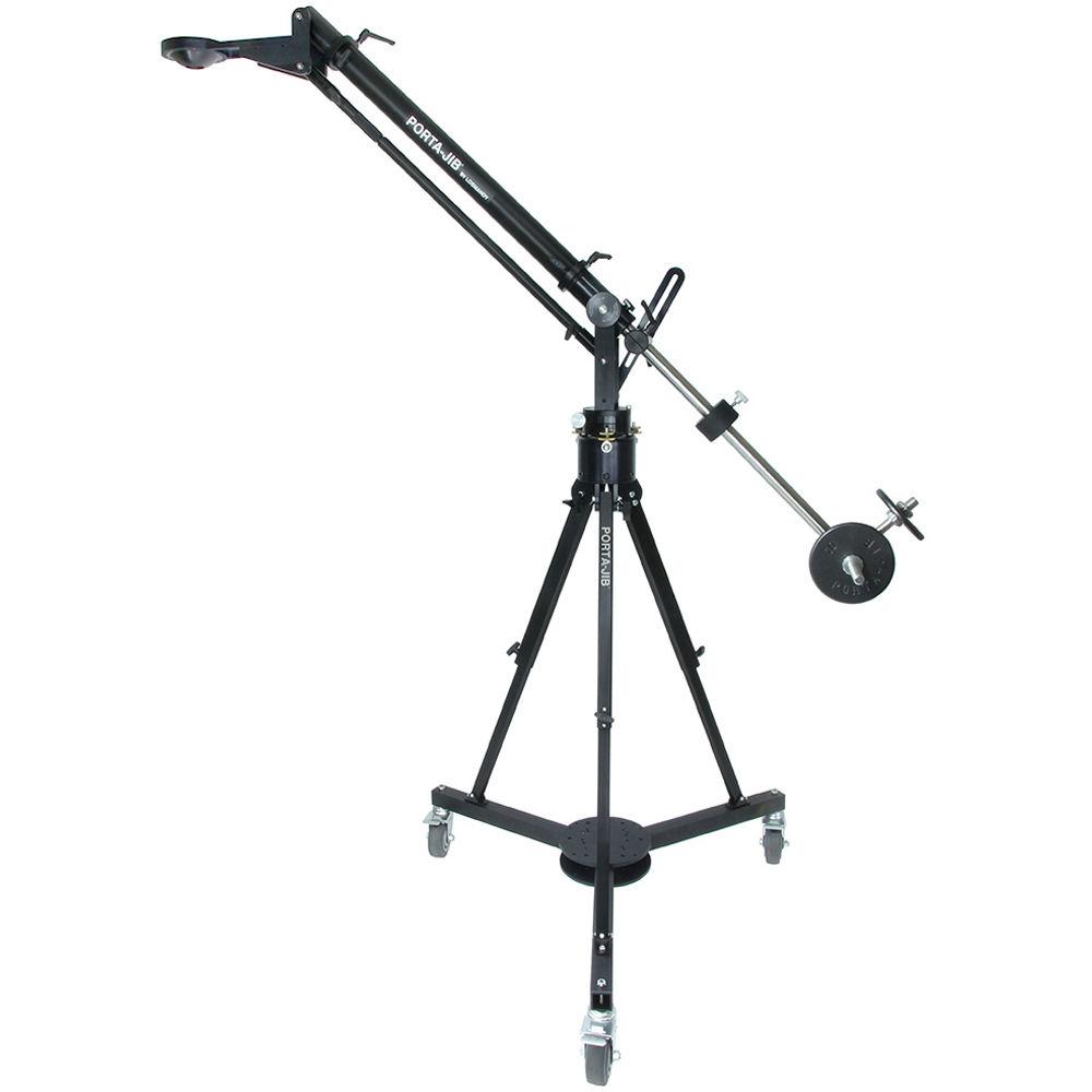 porta jib standard porta jib with 100mm camera bowl spj100 b h