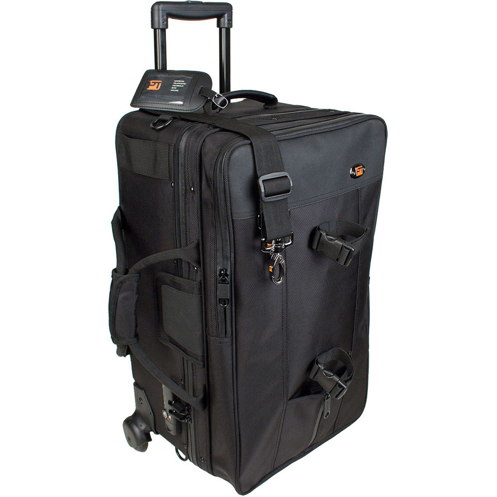 b1b7bc7f19b8 PRO TEC iPAC Carry-On Camera Case (Black)