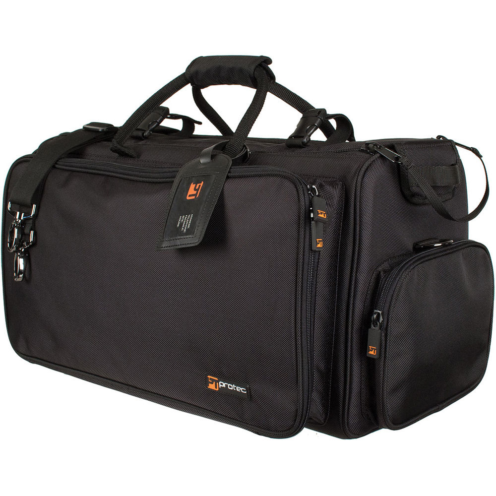 6359ca0a8cdf PRO TEC Carry-All Camera Bag (Black)