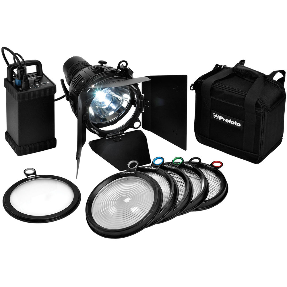 Profoto Studio Lighting Kit: Profoto Cine Reflector LITE Video Production Kit 901184 B&H