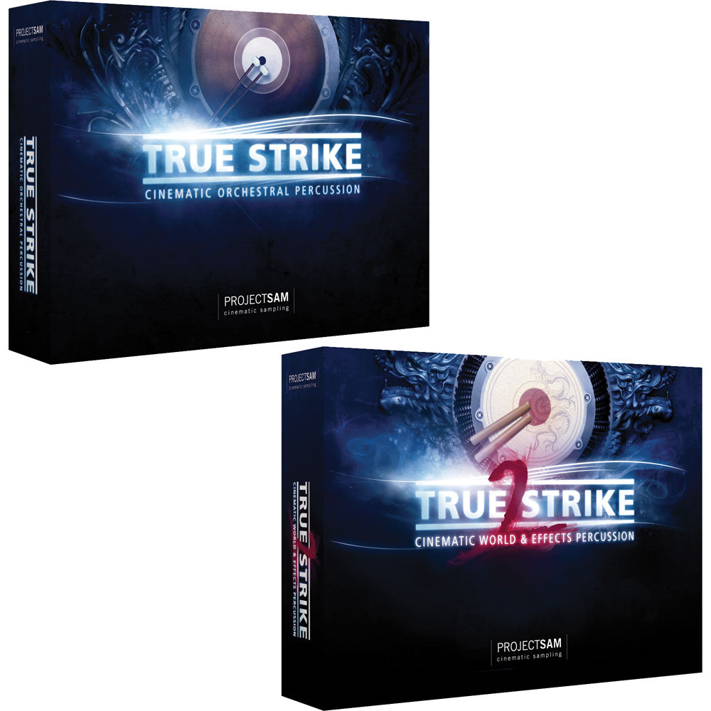 Projectsam true strike pack 1 & 2 bundle ps-tsp-h b&h.