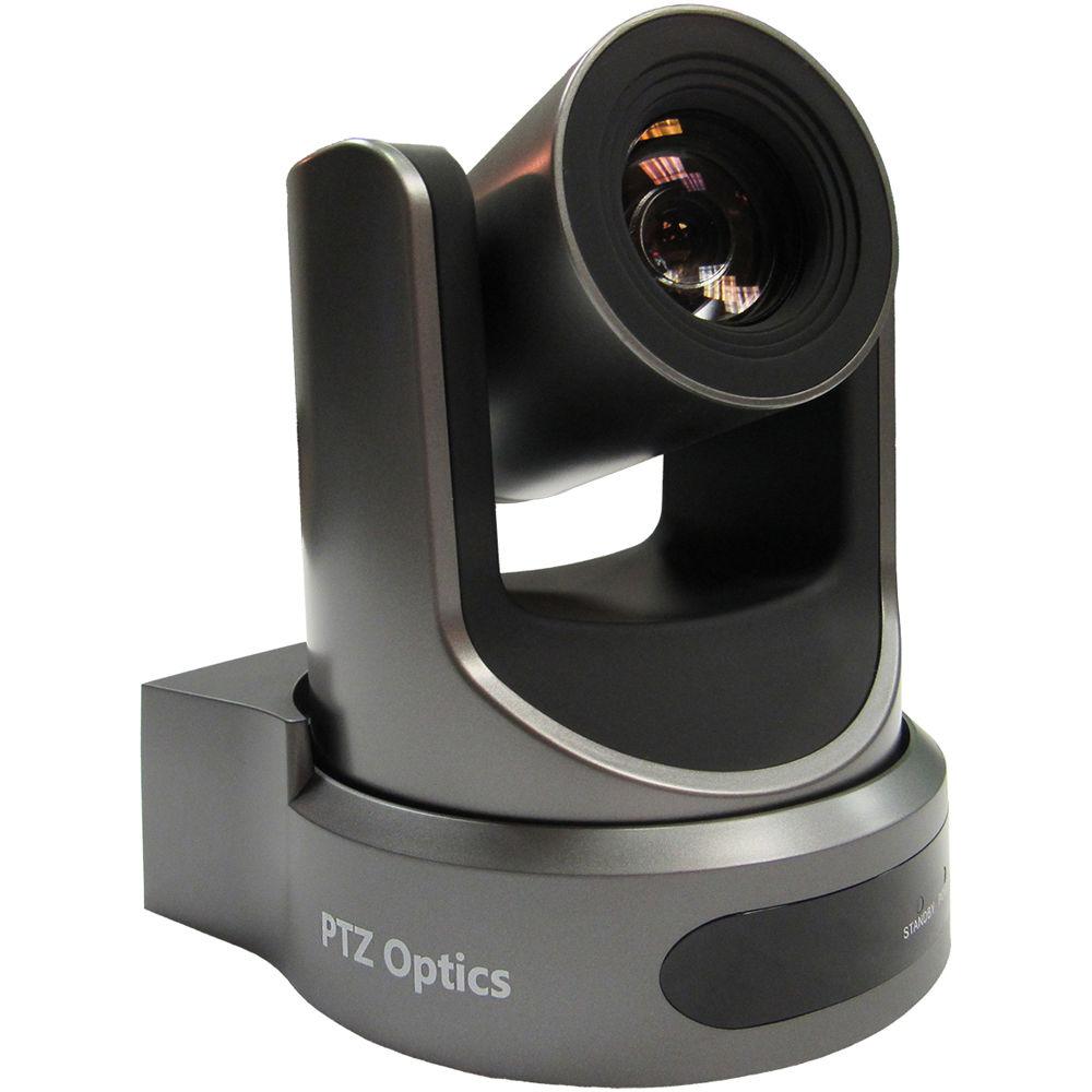 PTZOptics 20X-NDI Broadcast and Conference Camera