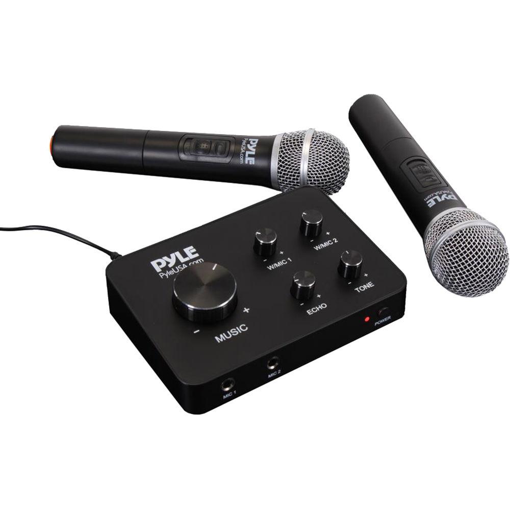 Home Stereo Karaoke System
