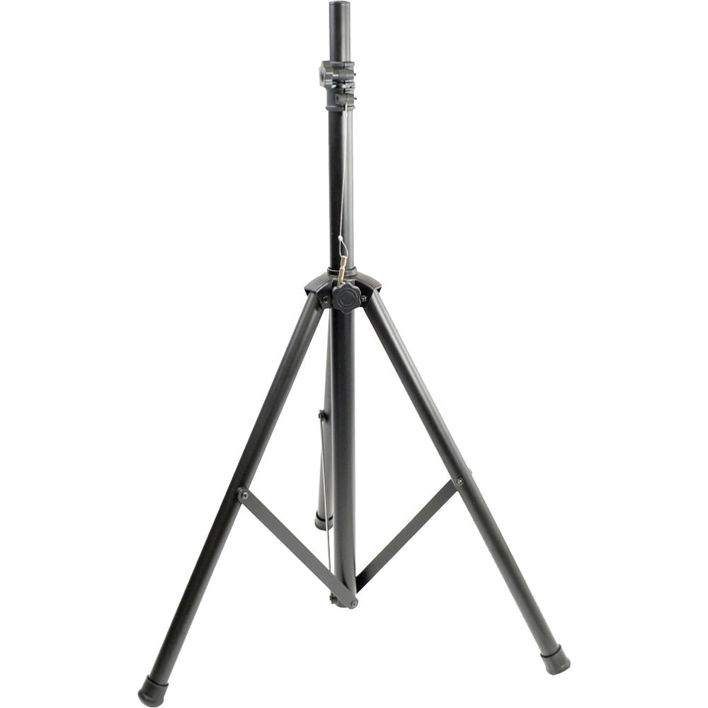 pyle pro 6 39 tripod speaker stand pstnd2 b h photo video. Black Bedroom Furniture Sets. Home Design Ideas