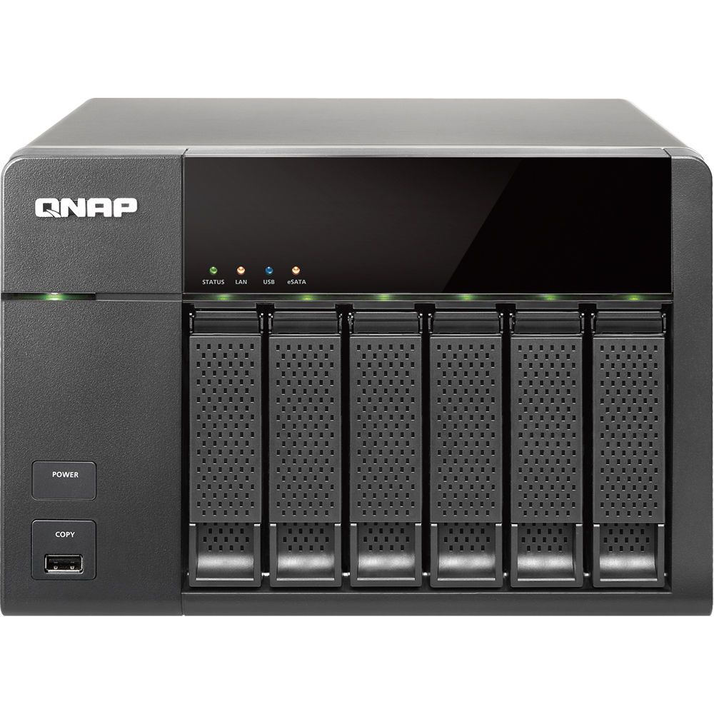 QNAP TS-669L TurboNAS Driver for Windows 10