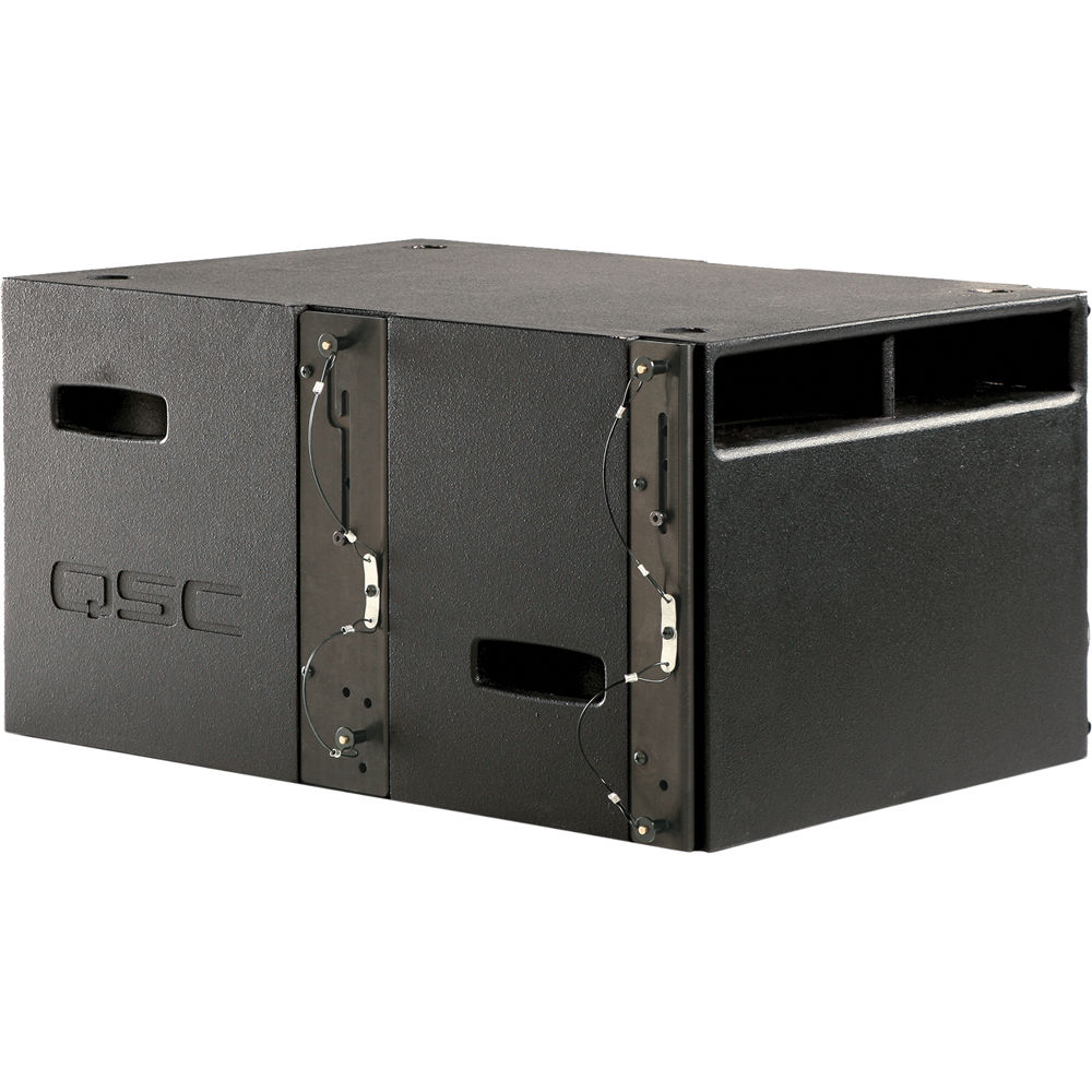 qsc wl212 sw wideline 8 line array speaker system wl212 sw tg. Black Bedroom Furniture Sets. Home Design Ideas