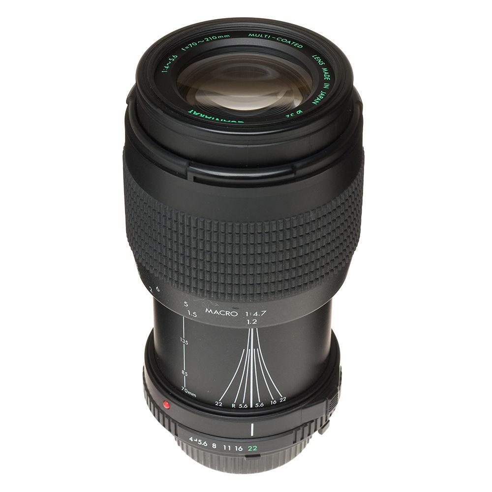 used quantaray zoom telephoto 70 210mm f 4 5 6 manual focus b h rh bhphotovideo com Quantaray Website Quantaray Lens Filters