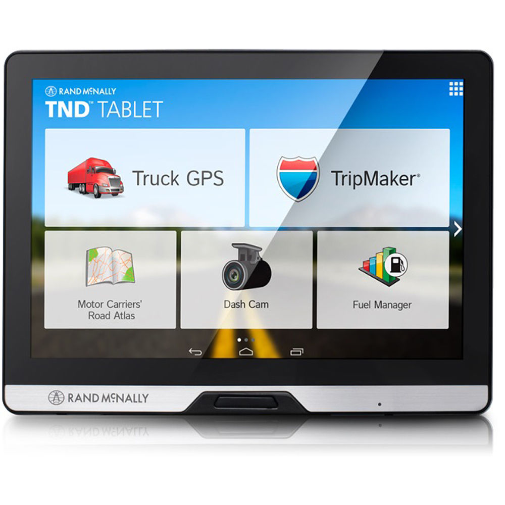 Rand Mcnally Gps >> Used Rand Mcnally Tnd Tablet 80 Gps Device 528013076 B H Photo