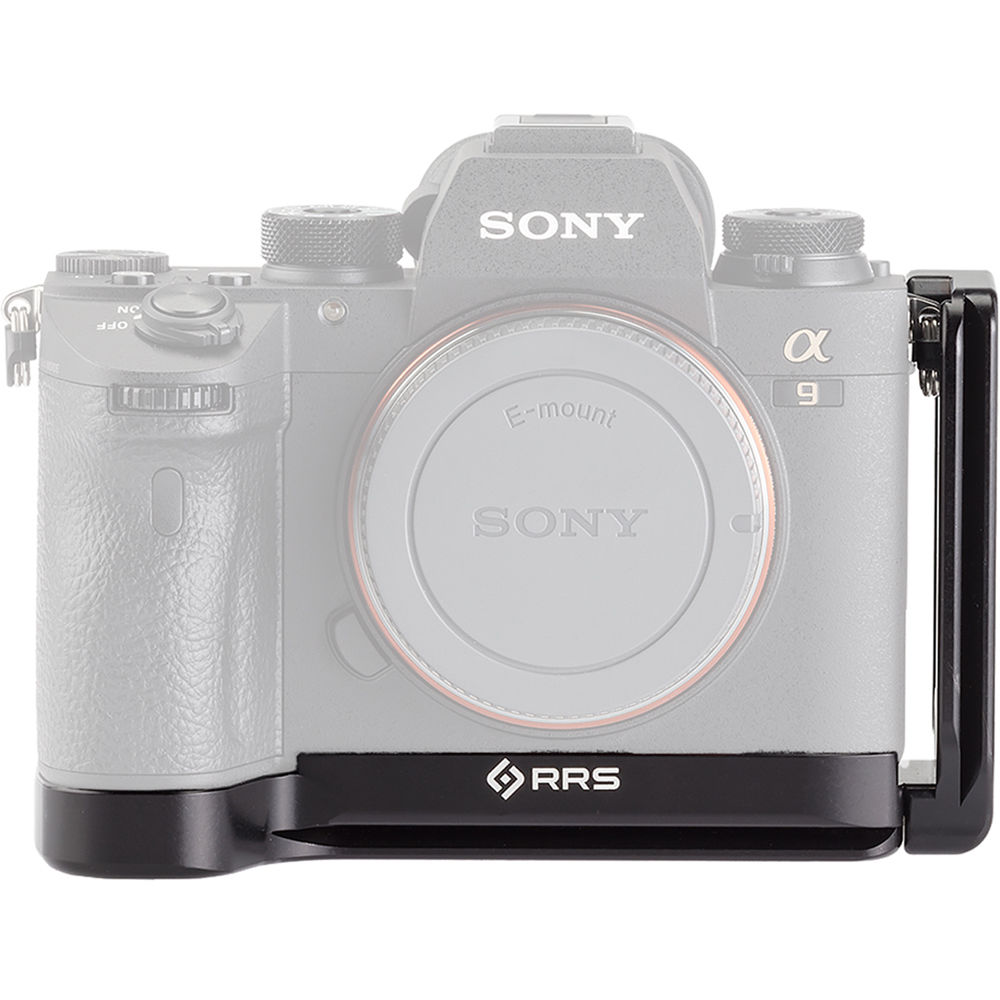 really right stuff l plate set for sony alpha a9 and ba9 l set