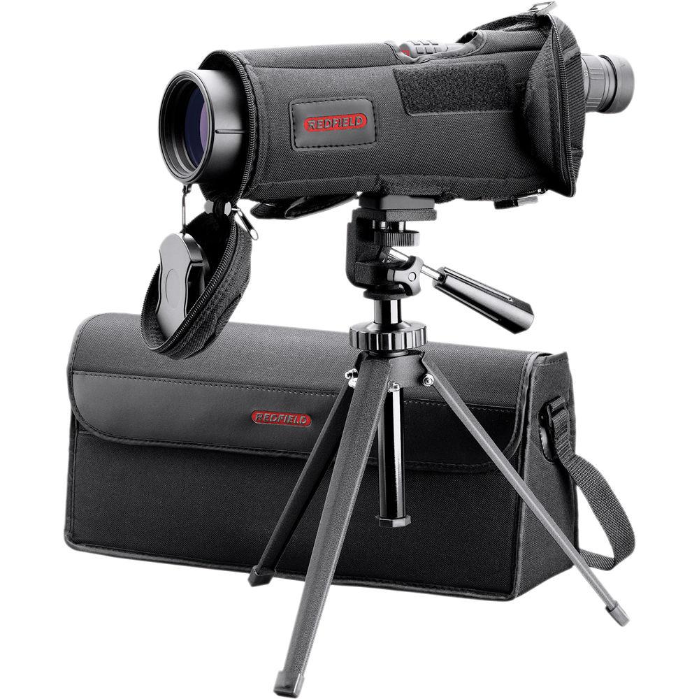 Redfield Rampage 20 60x60 Spotting Scope Kit Straight Viewing