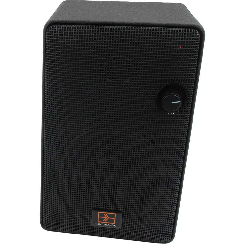 Remote Audio Speakeasy V3b Self Contained Speaker System Signal Meter Circuit Sound Effects Level
