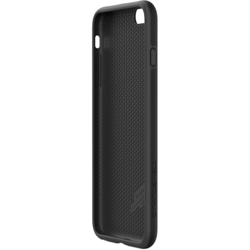 black iphone 6s rhinoshield playproof for iphone 6 6s black ppa0102817 10278