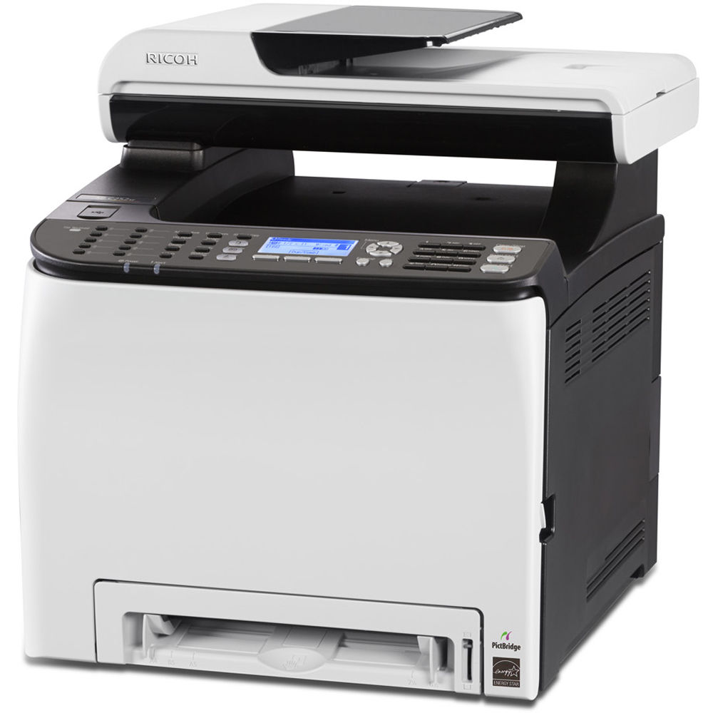 Ricoh SP C252SF All In One Color Laser Printer 407525 BampH