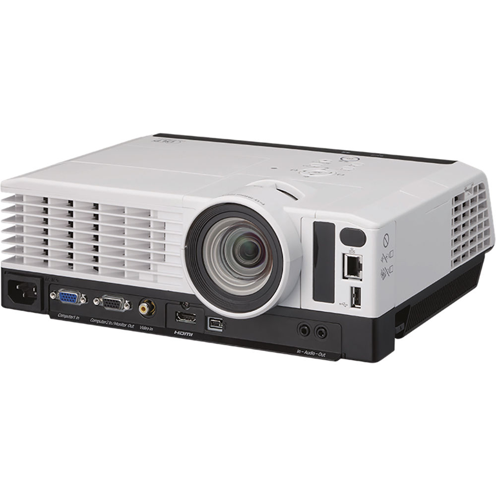 Ricoh pj x3351n 3500 lumen xga dlp portable projector for Dlp portable projector
