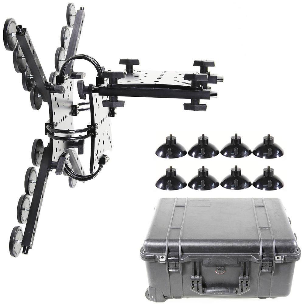 Rigwheels Cloud Mount Standard Sidecar Tray With Pelican Case