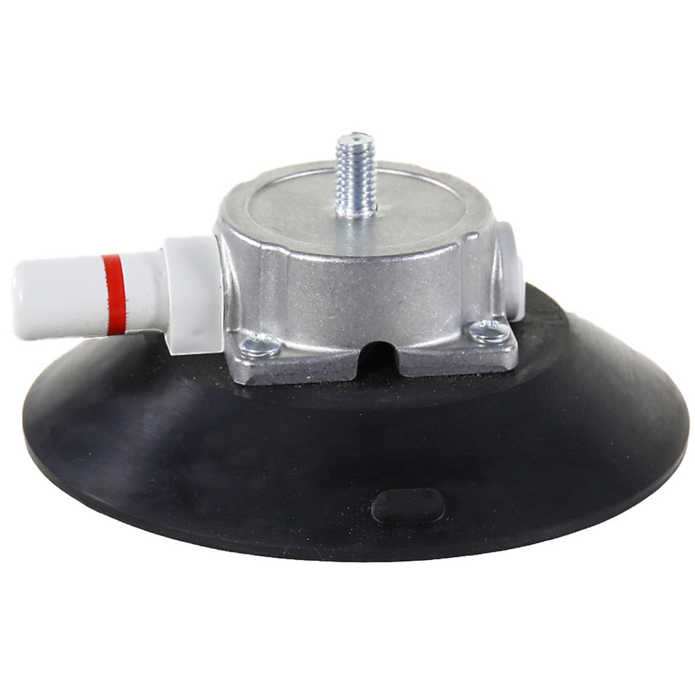 "What Does Suction Cupping Your Back Do: RigWheels D-Cup 6"" Vacuum Suction Cup With 3/8""-16 DC01"