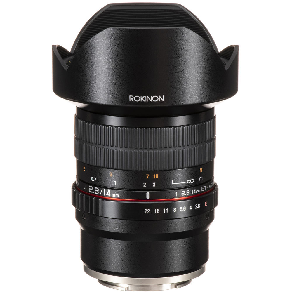 Rokinon FE14M-C 14MM F/2.8 Ultra Wide Lens