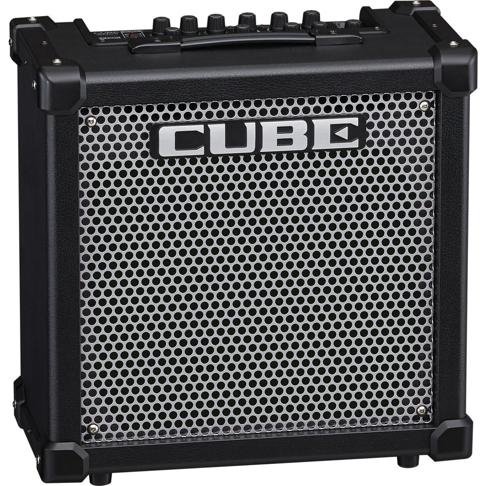 roland cube 40gx guitar amplifier cube 40gx b h photo video. Black Bedroom Furniture Sets. Home Design Ideas