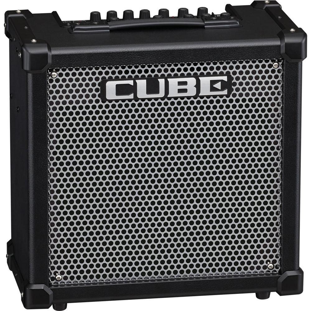 roland cube 80gx guitar amplifier cube 80gx b h photo video. Black Bedroom Furniture Sets. Home Design Ideas