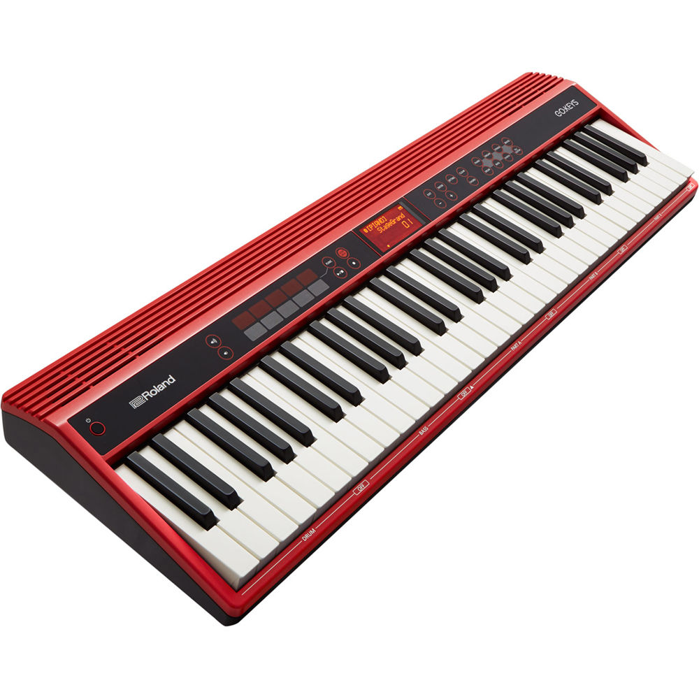 roland 61k keys keyboard creation key