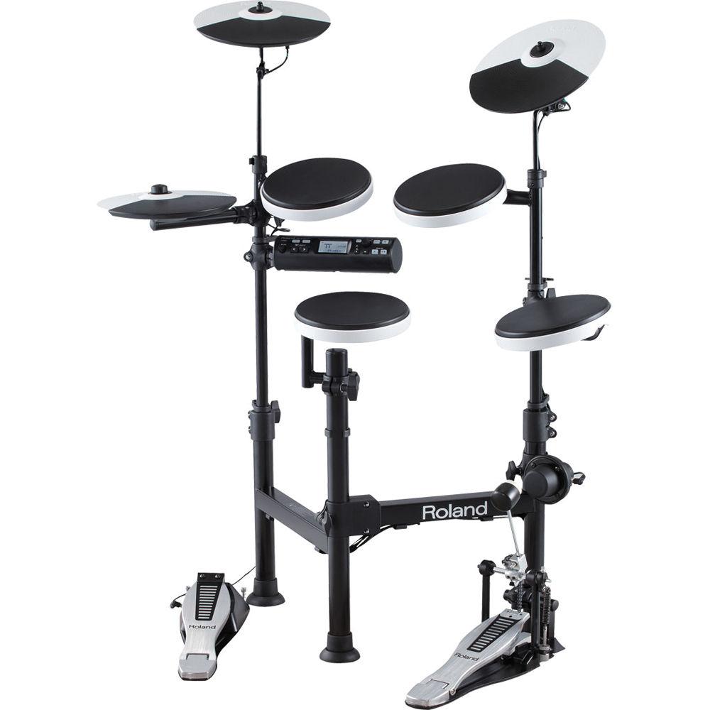 roland td 4kp v drums portable electronic drum kit td 4kp b h rh bhphotovideo com roland td4 manual pdf español roland td4 manuale italiano