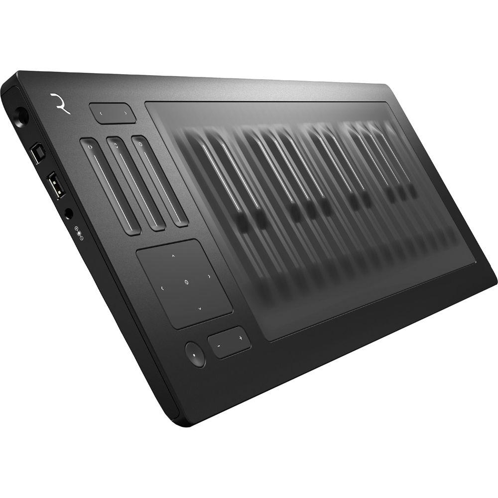 roli seaboard rise 25 keyboard controller open ended. Black Bedroom Furniture Sets. Home Design Ideas