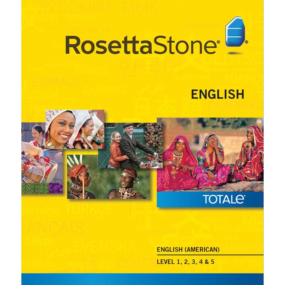 rosetta stone english free download full version