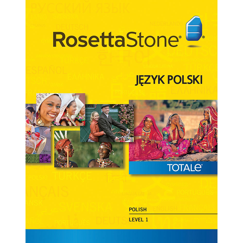 Rosetta stone english (american) level 1-5 set [download.