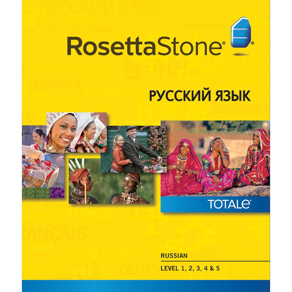 Rosetta stone russian torrent level 5
