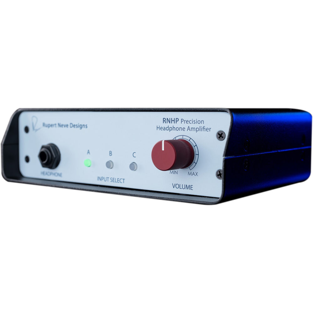Rupert Neve Designs Rnhp Precision Headphone Amplifier Bh Stereo Volume Control In Electrical Engineering
