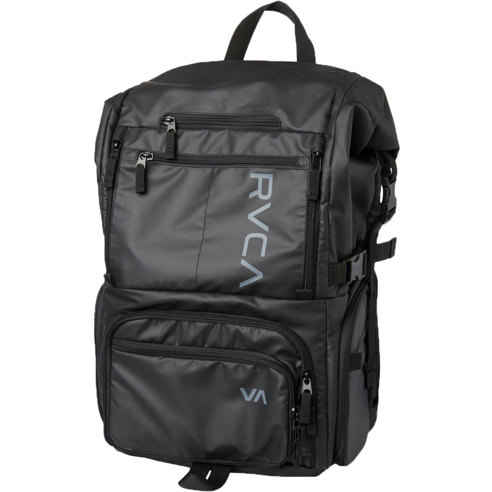 RVCA Zak Noyle Camera Bag Backpack (Black) MHABKZNB B&H Photo