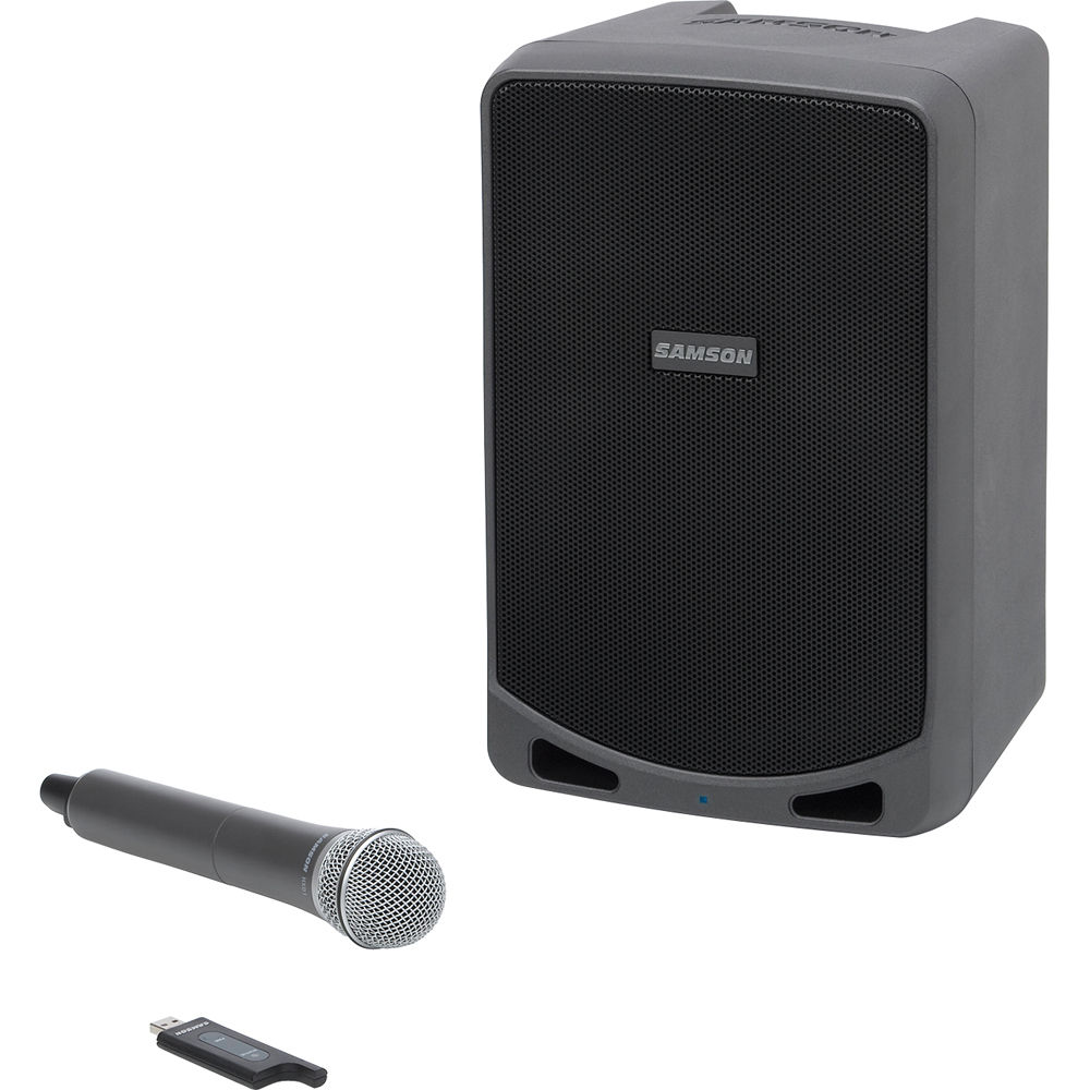 Samson Expedition Xp106w Portable Pa System With Wireless